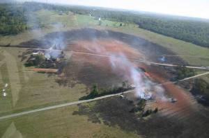 pipeline explosion