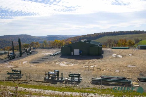 The Barto Compressor Station in Penn Township, souce: http://energyindepth.org/