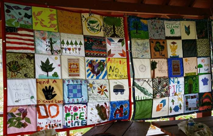 We Are Lancaster County's PA Quilt Project!